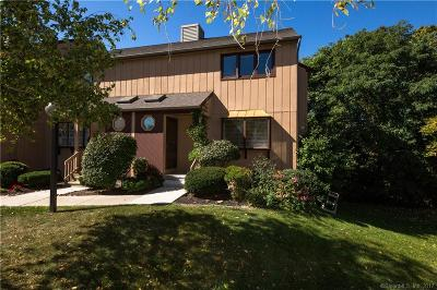 Cromwell Condo/Townhouse For Sale: 214 Skyview Drive #214