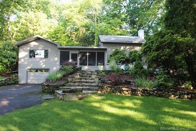 Wilton Single Family Home For Sale: 46 Wilridge Road