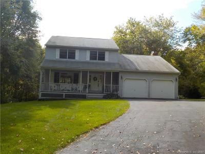 Plymouth Single Family Home For Sale: 35 Knollwood Lane