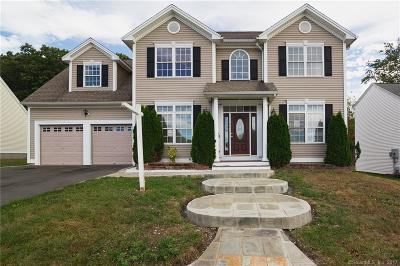 Waterbury Single Family Home For Sale: 166 North Harker Avenue