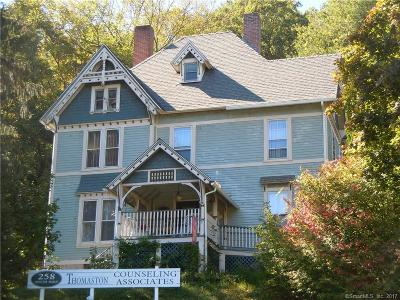 Thomaston Single Family Home For Sale: 258 South Main Street