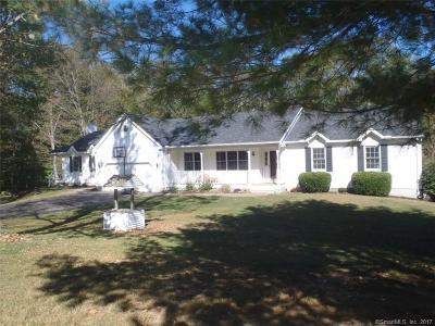 Hebron Single Family Home For Sale: 34 Wellington Way