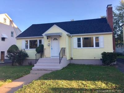 Hartford Single Family Home For Sale: 21 Cromwell Street