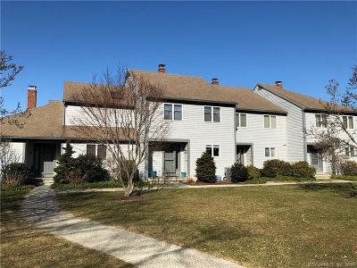 Stonington Condo/Townhouse For Sale: 23 Whitehall Landing #23