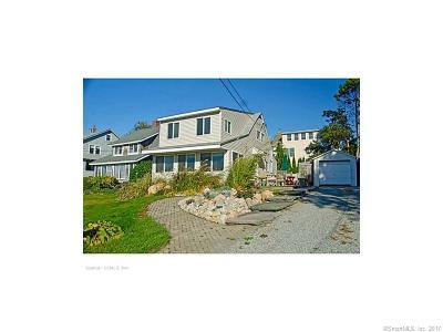 Groton Single Family Home For Sale: 81 Sound Breeze Avenue