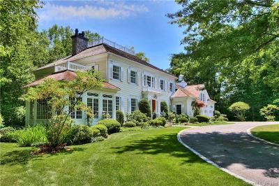 Darien Single Family Home For Sale: 60 Blueberry Lane