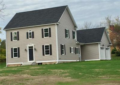 Windsor Single Family Home For Sale: 787 Palisado Avenue