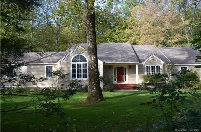 Cheshire Single Family Home For Sale: 55 Inverness Court