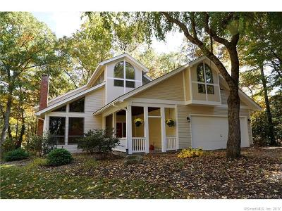 Farmington Single Family Home For Sale: 58 Pinewood Drive