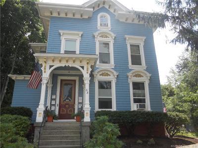 Meriden Rental For Rent: 68 Pleasant Street #3