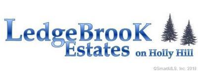 Southbury Single Family Home For Sale: Lot 19 Ledgebrook Estates