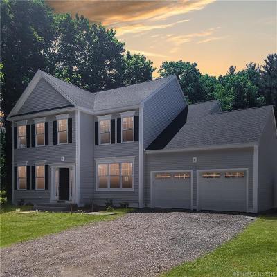 Simsbury Single Family Home For Sale: 5 White Oak Lane