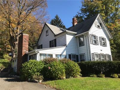 Fairfield County Single Family Home For Sale: 122 Coalpit Hill Road