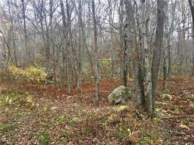 Hebron CT Residential Lots & Land For Sale: $89,900