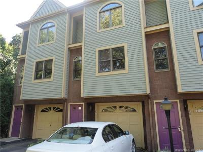 New Haven Condo/Townhouse For Sale: 25 Rock Hill Road #I