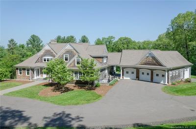 Glastonbury Single Family Home For Sale: 630 Oakwood Drive