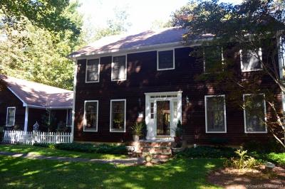 Wilton Single Family Home For Sale: 24 Silver Spring Road