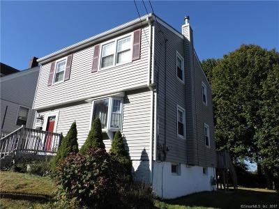 Waterbury Single Family Home For Sale: 47 Grace Avenue