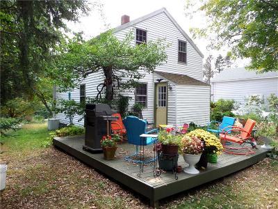 Thomaston Single Family Home For Sale: 12 Maple Avenue