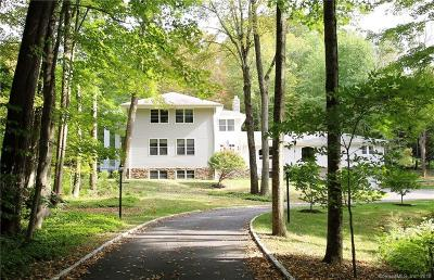 Ridgefield Single Family Home For Sale: 256 Spring Valley Road