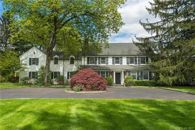 Stamford Single Family Home For Sale: 470 Taconic Roads