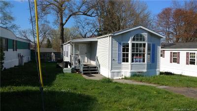 Groton Single Family Home For Sale: 35 D Street