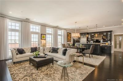 West Hartford Condo/Townhouse For Sale: 85 Memorial Road #507
