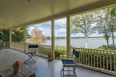 Essex Single Family Home For Sale: 101a Saybrook Road