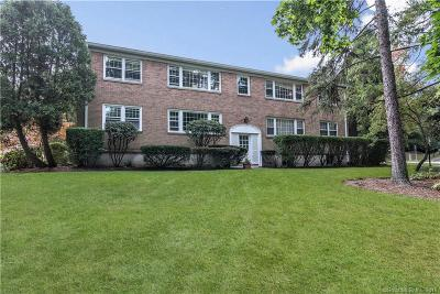 New Canaan Condo/Townhouse For Sale: 151 Heritage Hill Road #D