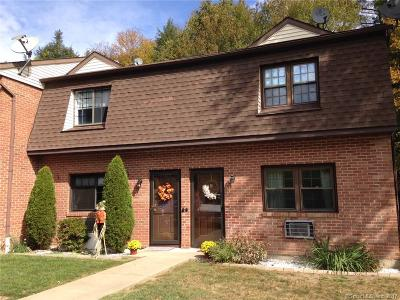 Thomaston Condo/Townhouse Show: 143 Pine Hill Road #16B