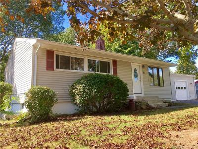 Groton Single Family Home For Sale: 2 Breezy Knoll Drive