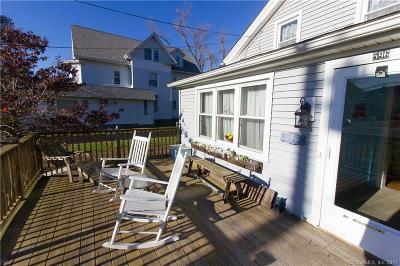Wallingford Single Family Home For Sale: 596 Center Street