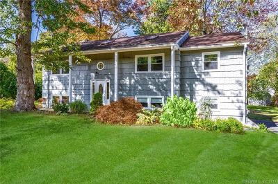 Ridgefield Single Family Home For Sale: 70 Donnelly Drive