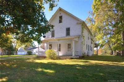 Suffield Single Family Home For Sale: 279 Russell Avenue