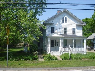 Clinton Multi Family Home For Sale: 26-28 High Street Street