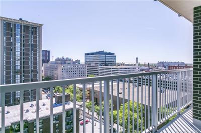 New Haven Condo/Townhouse For Sale: 100 York Street #16-M