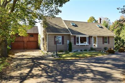 Suffield Single Family Home For Sale: 1159 Mountain Road