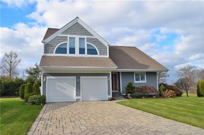 Branford Single Family Home For Sale: 9 Linden Shores