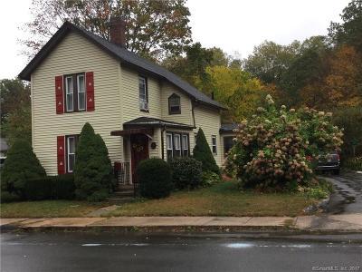 Southington Single Family Home For Sale: 65 Oak Street
