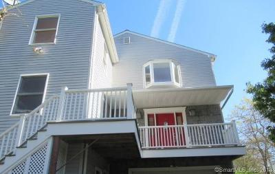 Waterbury Single Family Home For Sale: 196 Lakeside Boulevard East