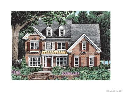 Glastonbury Single Family Home For Sale: 87 Lot 17 Jonathan Trail