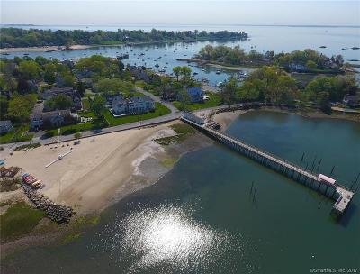 Darien Single Family Home For Sale: 12 Baywater Drive