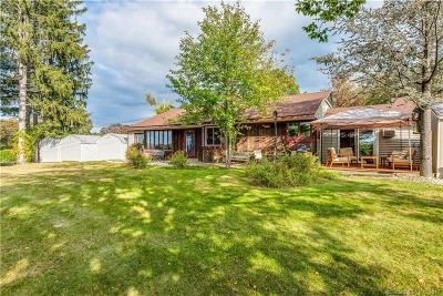 Tolland Single Family Home For Sale: 24 Hartford Turnpike