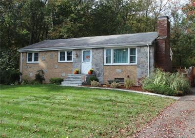 Tolland Single Family Home For Sale: 13 Lorraine Drive