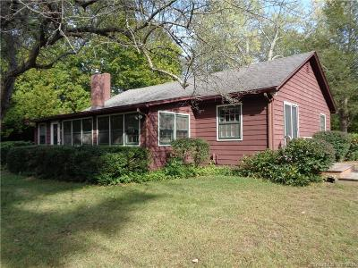 Lyme Single Family Home For Sale: 10 Hickory Street