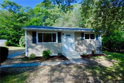 Groton CT Single Family Home For Sale: $179,000