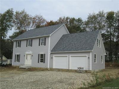Naugatuck Single Family Home For Sale: Lot 52 Fawn Meadow Dr Meadow