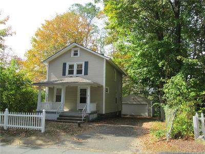 Wolcott Single Family Home For Sale: 3 Garrigus Court
