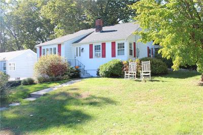 Groton CT Single Family Home For Sale: $208,000
