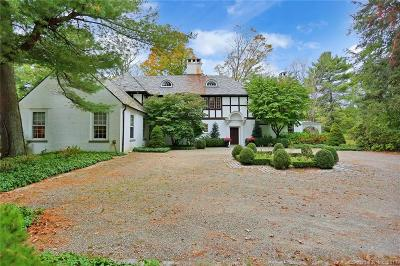 Fairfield County Single Family Home For Sale: 144 Huckleberry Hill Road